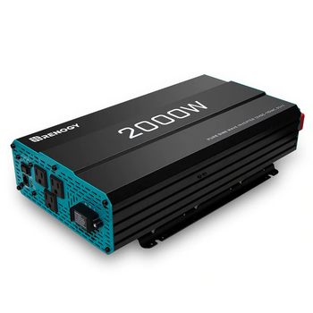 Renogy 2000W 12V Pure Sine Wave Inverter