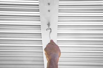 Novara Aluminum Louvered Pergola in White (10 ft. x 12 ft.)