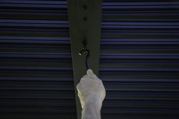 Novara Aluminum Louvered Pergola in Gray (10 ft. x 12 ft.)