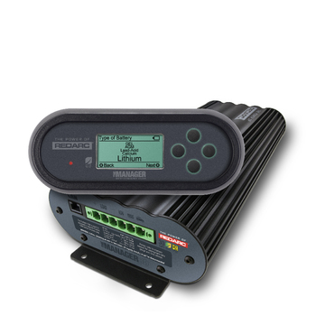 REDARC BMS1230S2-NA The Manager 30 Battery Charger