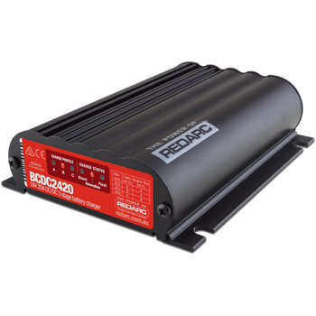 REDARC BCDC2420 24V 20A In-vehicle Battery Charger
