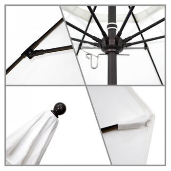 California Umbrella 9' Venture Series Patio Umbrella - ALTO908117-48020