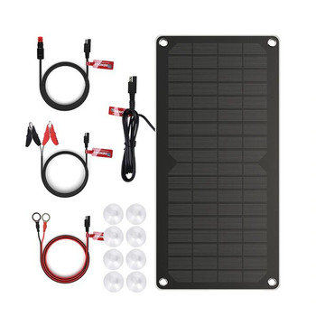 Renogy 10W Solar Battery Charger and Maintainer