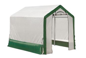 ShelterLogic 70699 Organic Growers Greenhouse 6x8x6.6 - Grey