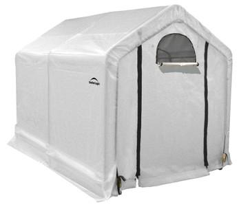ShelterLogic 70600 GrowIT 6 x 8 ft. Backyard Greenhouse - Translucent