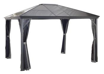 Sojag 312-9162868 Verona Gazebo 10 x 12 ft - Dark grey