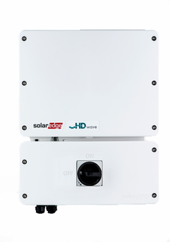 SolarEdge SE7600H-US HD-Wave Inverter