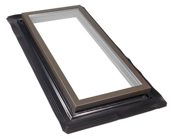VELUX 22-1/2 in. x 30-1/2 in. Self-Flashed EF E-Class Skylight w/Ultraseal Flashing System