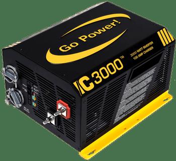 Go Power! IC Series 3000-watt Inverter Charger
