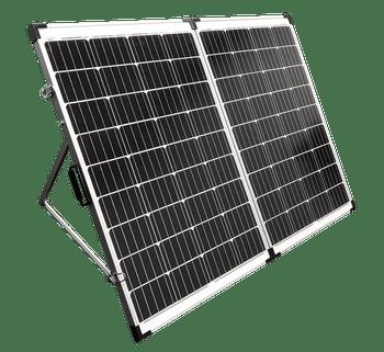 Go Power! 200-watt Portable Solar Kit