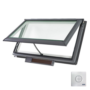 VELUX 44-1/4 x 26-7/8 in. Solar Powered VSS S01