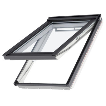 VELUX 22-1/8 in. x 39 in. Top Hinged Roof Window - GPU-CK04