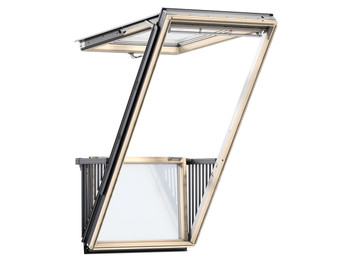 VELUX 39 3/8 x 101 Cabrio Balcony Window - GDL-PK19