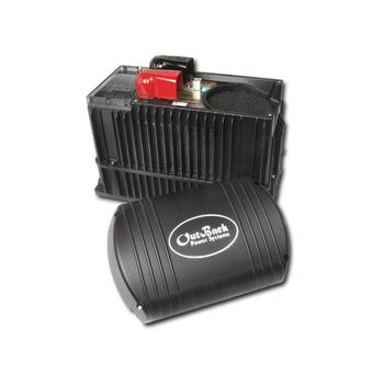 Outback Power Grid-Hybrid VFXR-2812A Renewable Energy System