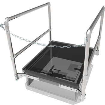 Babcock-Davis 36 x 30 Safety Railing SRCA36X30FC