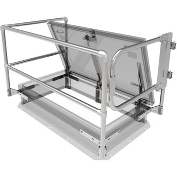 Babcock-Davis 30 x 54 Thermalmax Safety Railing SRBA30X54SG
