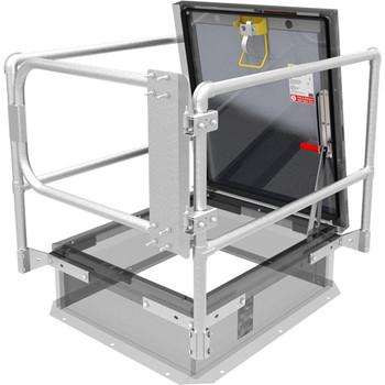 Babcock-Davis 36 x 30 Thermalmax Safety Railing SRBA36X30FG