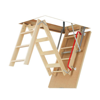 Attic Ladders Wood Ladders Insulated Solartown