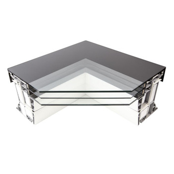 Fakro DRF 48 in. x 48 in. Venting Flat Roof Deck-Mount Roof Access Skylight Triple Glazed