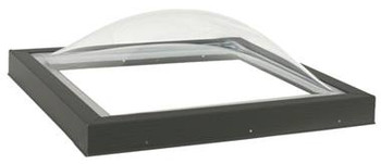 VELUX CG2 4949 Acrylic Double Dome Curb Mounted Commercial Skylight