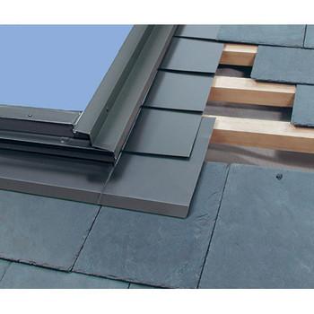 ELW 24 in. x 46 in. Aluminium Step Flashing Kit