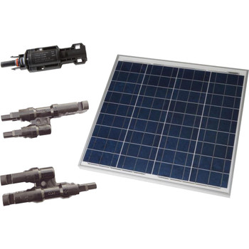 Grape Solar GS-50-EXP 50W Off-Grid Expansion Kit
