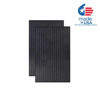 Grape Solar GS-M60-300-Fab1-USAx2 300-Watt Monocrystalline Solar Panel