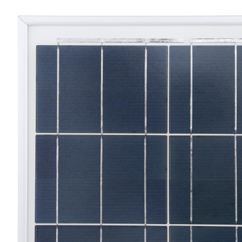 Grape Solar GS-Star-100W 100-Watt Polycrystalline Solar Panel for RV's, Boats and 12-Volt Systems