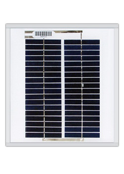 Ameresco 5M Solar 5 Watt Solar Panel