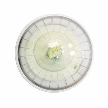 Gama Sonic Light My Shed IV – Solar Powered Shed Light with Double Lamp Heads – GS-16B2
