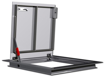 Acudor 36 x 48 FA-300 Aluminum Floor Door