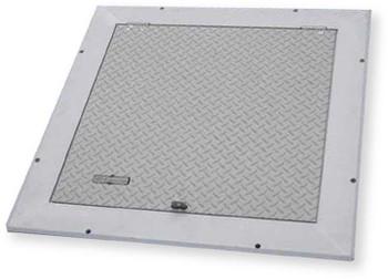 Acudor 36 x 48 FA-300-R Aluminum Floor Door