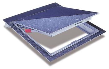 Acudor 48 x 72 FT-8040 Floor Door Double Leaf