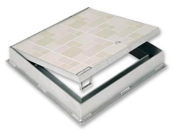 Acudor 24 x 36 FT-8050 Floor Door