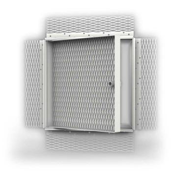 "Acudor 24 x 36 AP-5010 Steel Recessed for Acoustical Plaster, Door Panel Recessed 5/8"""