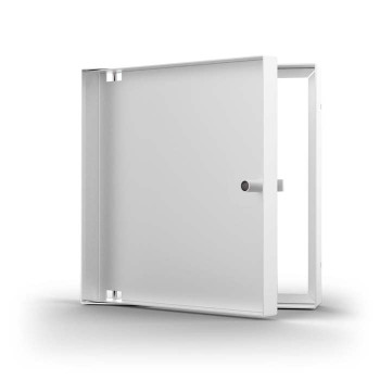 Acudor 12 x 12 AT-5020 Steel Recessed for Acoustical Tile, Door Panel Recessed 1""