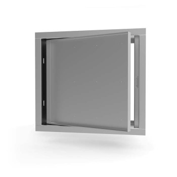 Acudor 24 x 24 TD-5025 Steel Recessed Access Door for Tile and Marble