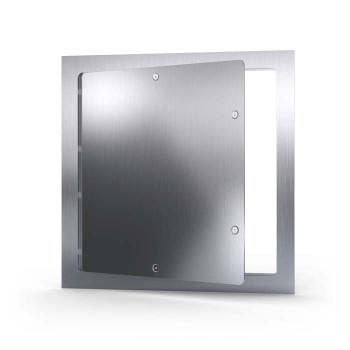 Acudor 12 x 12 Medium Steel Security Access Door MS-7000 with Tamper Resistant Allen Head Cam Latch