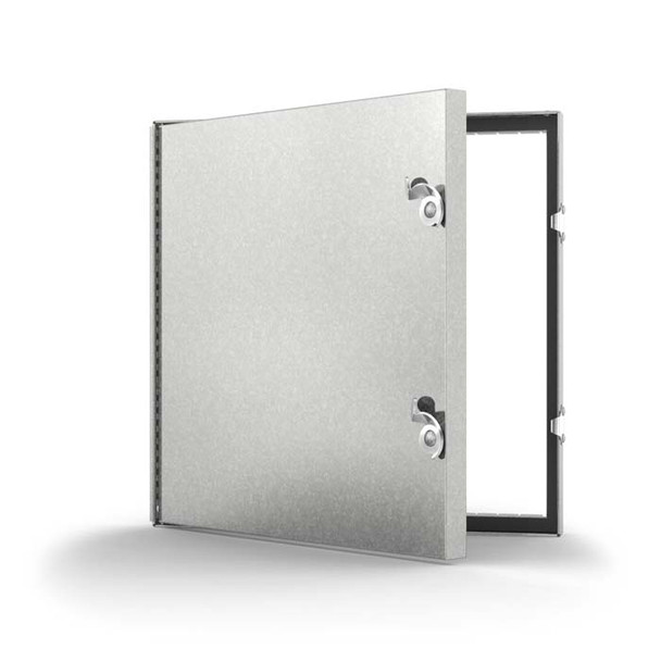 Acudor 10x10 HD-5070 Steel Insulated Duct Door for Sheet Metal Duct HINGED