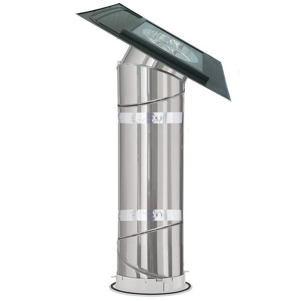 VELUX TLR-014 Flat Glass Rigid Sun Tunnel 1