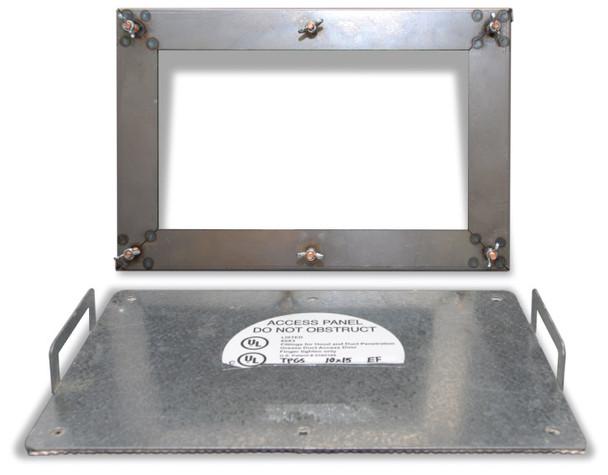 Acudor 7x7 GDD Galvanized Steel Grease Duct Access Door