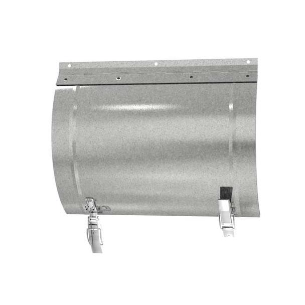Acudor 20x17 RD-5090 Galvanized Steel Access Door for Round Duct
