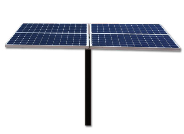 Ameresco 4X-TPM, Solar Panel Top of Pole Mount
