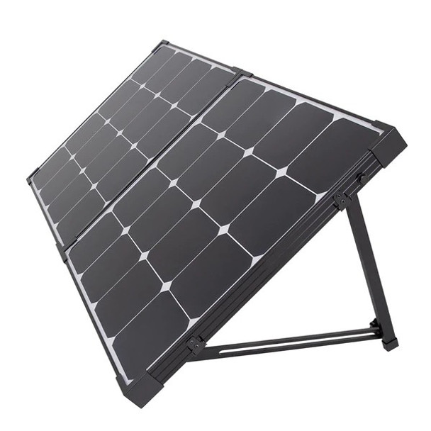 Renogy 100 Watt Eclipse Solar Suitcase w/o Controller (Out of Stock)