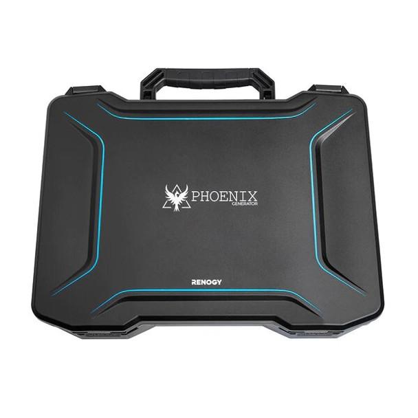 Renogy The Phoenix Portable Solar Generator With Built-in 20W Solar Panel