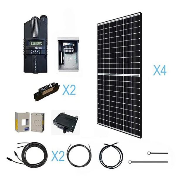 Renogy 1200 WATT 12 VOLT Monocrystalline Solar Kit