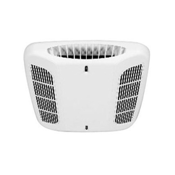 Coleman-Mach Non Ducted Ceiling Assembly, Plenum Only, No Control Knobs (White)