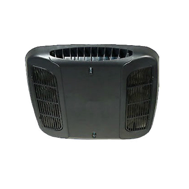 Coleman-Mach Standard Grill, Non Ducted, Plenum Only, No Control Knobs (Black)