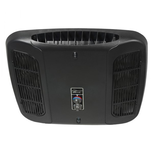 Coleman-Mach Standard Grill, Non Ducted, Heat Ready Ceiling Assembly (Black)