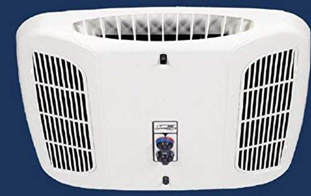 Coleman-Mach Standard Grill, Non Ducted, Heat Ready Ceiling Assembly (White)